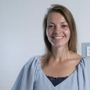 Marie-Pier Métivier animatrice